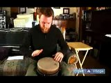 How to Play the Djembe Drum : How to Play the Double Stroke on a Djembe Drum