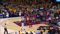 Kyrie Irving Layup And One | Bulls vs Cavaliers | Game 1 | May 4, 2015 | NBA Playoffs