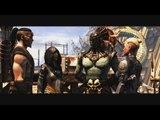 Mortal Kombat X [PC MAX 60FPS] - Gameplay: Kung Jin vs Kotal Kahn (BOSS FIGHT) [1080p HD]