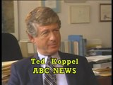 Ted Koppel and Cokie Roberts on moral principles
