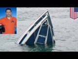Staged death or missing? Jersey Shore boat racer may have faked death in boating accident.
