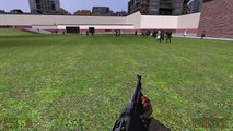 Garry's Mod: WWII weapons vs. WWII soldiers