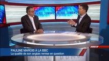 Mario Dumont : l'anglais médiocre de Pauline Marois dans une entrevue à la BBC