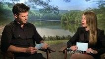 The Longest Ride   Favorite Things with Scott Eastwood & Britt Robertson [HD]   20th Century FOX