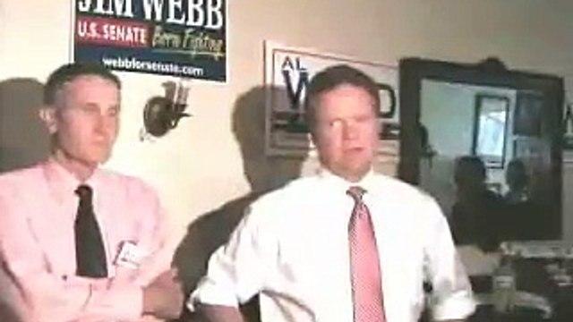 Is Jim Webb *really* a Democrat?