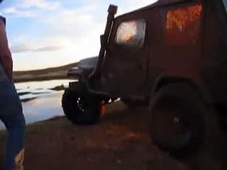 jeep muddin