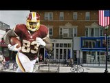 Washington Redskins Fred Davis on the run from police following domestic spat