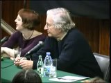 Noam Chomsky speaks to Irish anarchists at a private meeting in Dublin 1/4