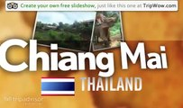"""""""Hill tribes, Elephants, rafting and trekking"""" Clairewych's photos around Chiang Mai, Thailand"""