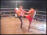 Muay Thai Tailandia (Ramon dekkers) COMBATAZO!!