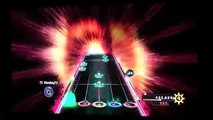 Guitar Hero Warriors Of Rock - Fury Of The Storm 100% FC expert guitar