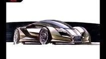 New 2016 Audi R10 Hypercar Concept