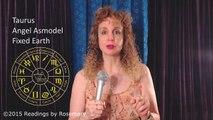 Taurus MARCH 2015 Horoscope Astrology & Zodiac Angels Uriel thru Asmodel