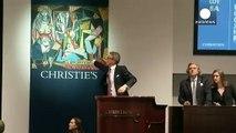 Rekord-Auktion: Picasso-Gemälde für knapp 180 Millionen Dollar versteigert