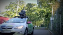 The Stig Vs. Google Street View Car - Top Gear Track now available on Google Maps!