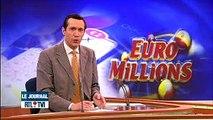 Cagnotte de 130 millions d'euros à l'Euro Million.