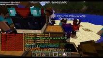 Playing Hunger Games in Minecraft / Jugando a los Survival Games / Juegos del hambre , LOCOS