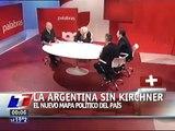 Artemio López debate con Martin Caparros sobre la figura de Néstor Kirchner