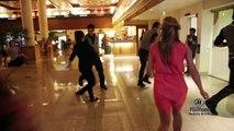 "Surprise Flashmob Proposal at Hilton Waikiki Beach - ""Marry Me"" Bruno Mars"