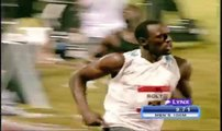 Usain Bolt World Record 9.72 100m