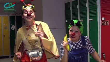 les clowns c'est pour tout le monde!!