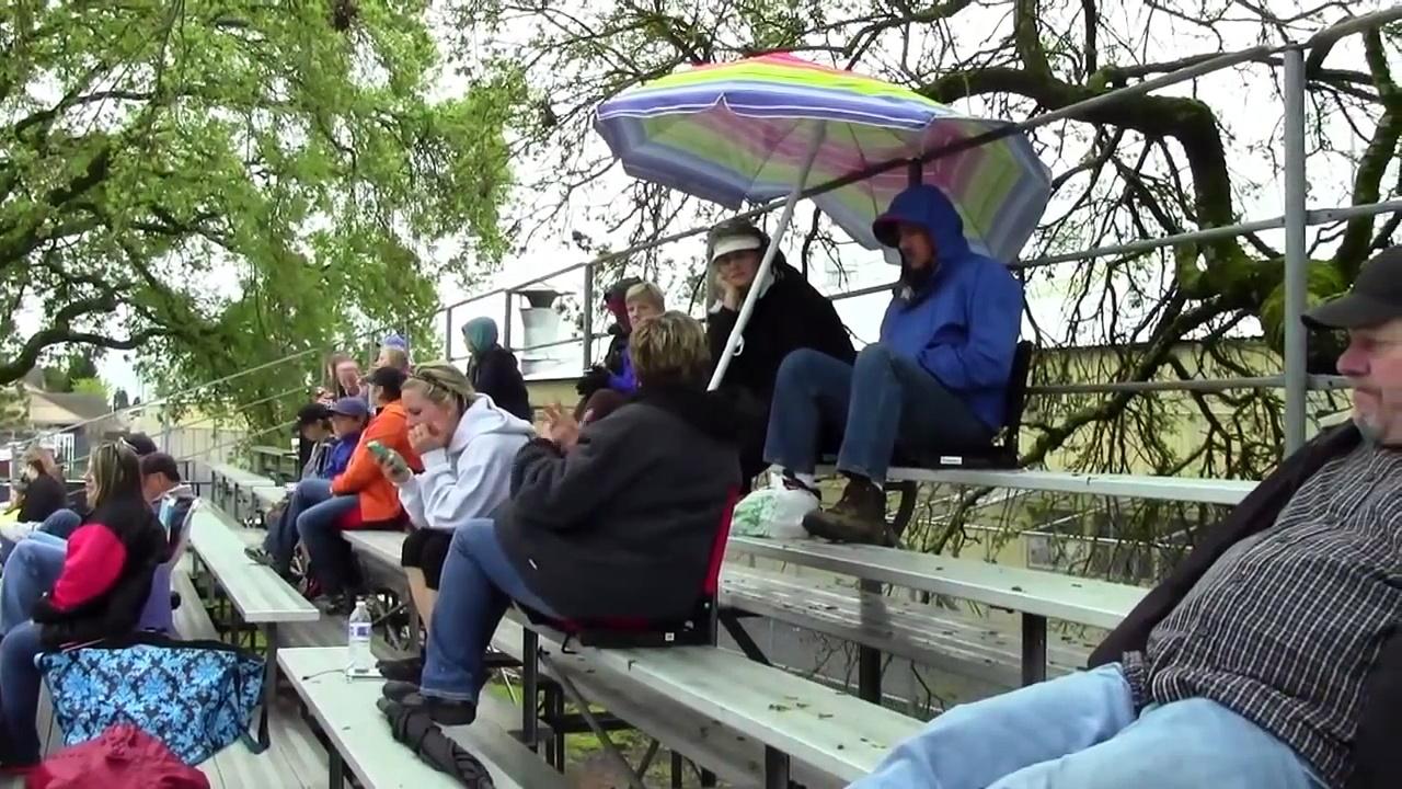 Sierra College vs SRJC Baseball, 4-4-13
