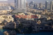 Vacant huge fully furnished  3 bedroom plus maids room apartment in the Residences 1 with Full Burj Khalifa view - mlsae.com