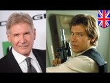 Harrison Ford crushed by Millennium Falcon door on set of Star Wars 7