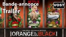 Orange Is the New Black: Saison 1-2-3 - Trailer / Bande-annonce (Netflix) [VOST|Full HD]