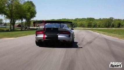La nouvelle Dodge Viper ACR sur circuit