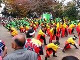 Japanese Soran Bushi Dance. ソーラン節。