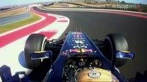 Circuit of the Americas USGP 2012 pole position - Vettel