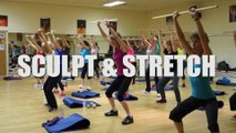 GYM SCULPT AND STRETCH au Levallois Sporting Club