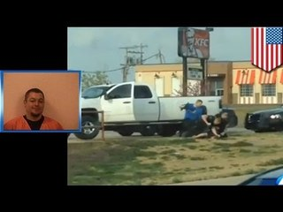 Полиция Оклахомы оправдывает жёсткий арест водителя-психа жестокой необходимостью