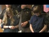 Slenderman stabbing: Wisconsin girls stabbed friend 19 times to impress website character