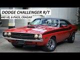 Garagem do Bellote TV: Dodge Challenger R/T (440 6-Pack)