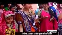 Jodha Akbar 12 May 2015 - Jodha Akbar Ke Set Par Hua 500 Episode Purey Honay Ka Jashn