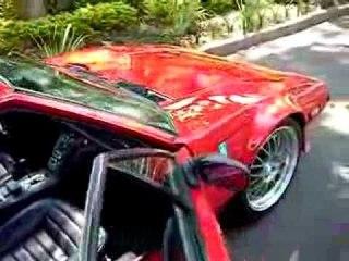 Garagem do Bellote: De Tomaso Pantera GTS