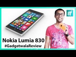 Nokia Lumia 830   #GadgetwalaReview