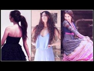 5 Mins and your Hair Ready ! | Anusha Dandekar