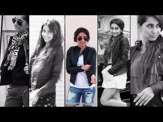 The Pleather Jacket! | Anusha Dandekar