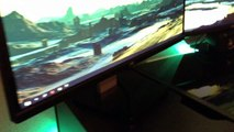 AWESOME 2013 PC Gaming Setup!!! 5760 X 1080 3 Monitors w nvidia surround (1080p video)
