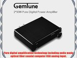 SMSL Q5 2*50W Pure Digital Power Amplifier Updated Version USB/Coaxial/Optical with Remote