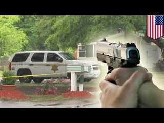 屋企被入侵 警方卻向屋主開槍