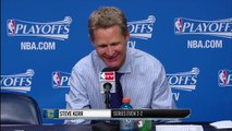 Warriors on Game 4 Victory _ Warriors vs Grizzlies _ Game 4 _ May 11, 2015 _ 2015 NBA Playoffs