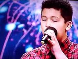 Britains got talent-Shaheen Jafargholi