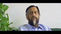 IPCC Chairperson Rajendra Pachauri: The challenges facing our world