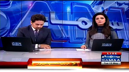 Imran Khan Media Talk after Inquiry Commission – 12th May 2015