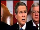 Look How Sad Sean Penn is cos Bush Lies + Lies + Lies + Lies