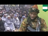 Boko Haram releases new video demanding prisoner releases in exchange for girls safe return